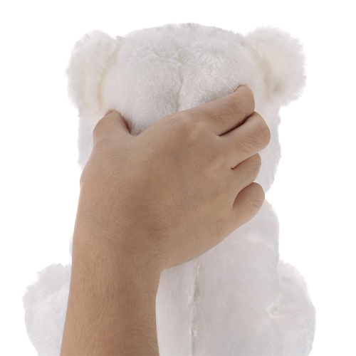 Feisty Pets Karl the Snarl Adorable Plush Stuffed Polar Bear Turns Feisty with a SqueezeToys &amp; Hobbies<br>Feisty Pets Karl the Snarl Adorable Plush Stuffed Polar Bear Turns Feisty with a Squeeze<br>