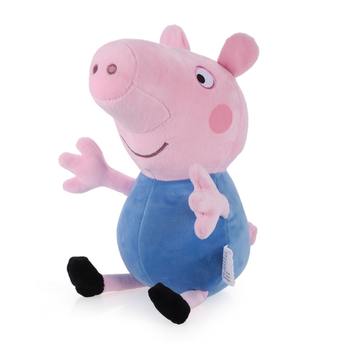 Original Brand Peppa Pig 30cm Brother George Stuffed Plush Toy Family Party Christmas New Year Gift for KidsToys &amp; Hobbies<br>Original Brand Peppa Pig 30cm Brother George Stuffed Plush Toy Family Party Christmas New Year Gift for Kids<br>
