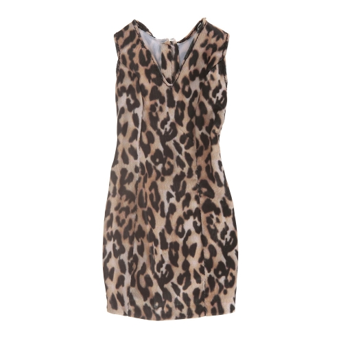1/6 One-piece Mini Dress Leopard Print for 12inch Female Action Figure ToyToys &amp; Hobbies<br>1/6 One-piece Mini Dress Leopard Print for 12inch Female Action Figure Toy<br>