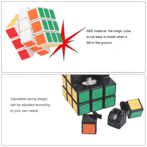 Original Shengshou 3 * 3 * 3 Magic Cube ABS Ultra-smooth Cubo Puzzle Speed Twist Matte Sticker Educational Toy White GroundToys &amp; Hobbies<br>Original Shengshou 3 * 3 * 3 Magic Cube ABS Ultra-smooth Cubo Puzzle Speed Twist Matte Sticker Educational Toy White Ground<br>