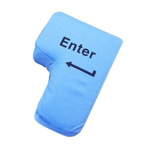 Huge Enter Key Pillow Stress Punch Bag for Desktop PC Washable Removeble Unbreakable CushionToys &amp; Hobbies<br>Huge Enter Key Pillow Stress Punch Bag for Desktop PC Washable Removeble Unbreakable Cushion<br>