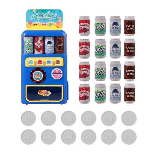 Vending Machine Toys Electronic Drink Machines