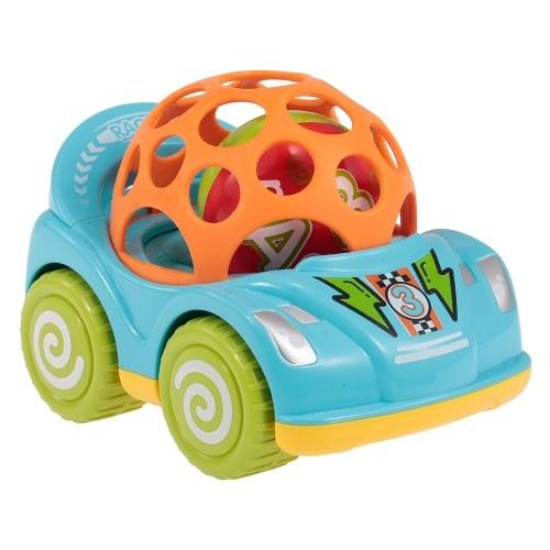 Small Bell Racing Car Baby Mini Cartoon Car