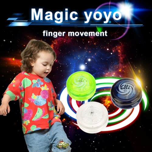 Magic Yoyo D1 Poly Carbonate Plastic Loop Yo-yo Narrow Plain Shaft Star Burst System with Spinning String for KidsToys &amp; Hobbies<br>Magic Yoyo D1 Poly Carbonate Plastic Loop Yo-yo Narrow Plain Shaft Star Burst System with Spinning String for Kids<br>