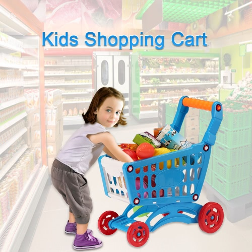 Coolplay Kids Small Shopping Cart Supermarket Handcart Children Toy StorageToys &amp; Hobbies<br>Coolplay Kids Small Shopping Cart Supermarket Handcart Children Toy Storage<br>