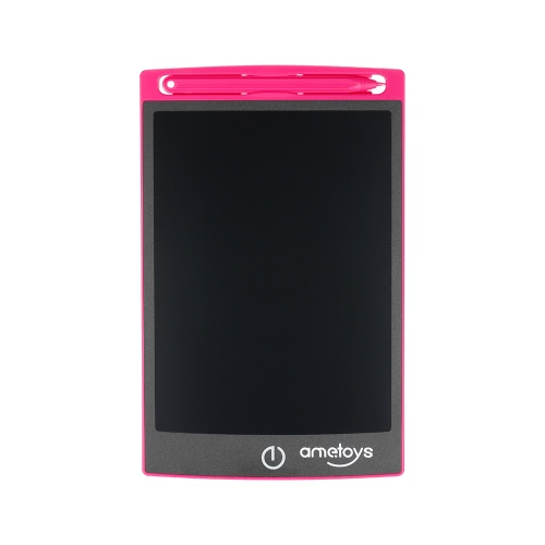 Ametoys 8.5-Inch LCD Writing Tablet Drawing - PinkToys &amp; Hobbies<br>Ametoys 8.5-Inch LCD Writing Tablet Drawing - Pink<br>