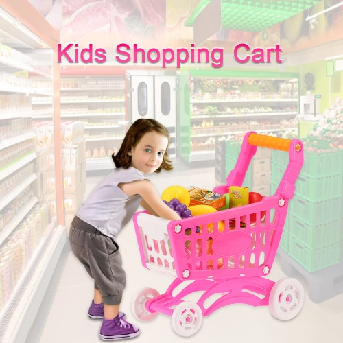 Coolplay Kids Small Shopping Cart Supermarket Handcart Children Toy StorageToys &amp; Hobbies<br>Coolplay Kids Small Shopping Cart Supermarket Handcart Children Toy Storage<br>