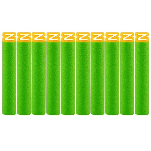 50pcs Z Head Refill Darts Hard Soft Tip Flat Soft Head Foam Bullets Pack for Nerf N-strike Elite Compatible Kids Toy GunToys &amp; Hobbies<br>50pcs Z Head Refill Darts Hard Soft Tip Flat Soft Head Foam Bullets Pack for Nerf N-strike Elite Compatible Kids Toy Gun<br>