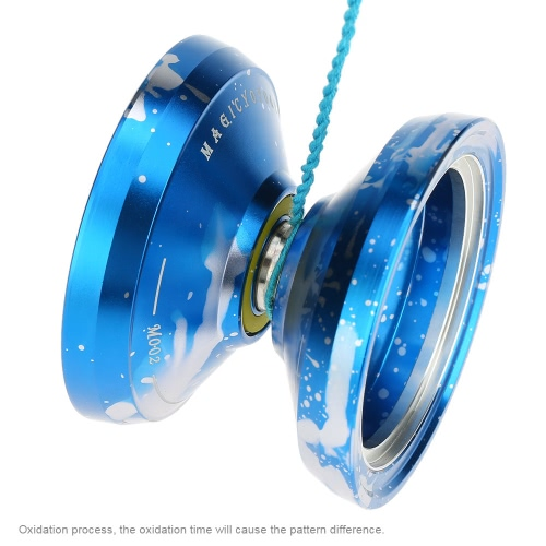 Professional Magic Yoyo M002 Aluminum Alloy Yo-yo CNC lathe Stainless Center Bearing with Spinning String for Boys Girls ChildrenToys &amp; Hobbies<br>Professional Magic Yoyo M002 Aluminum Alloy Yo-yo CNC lathe Stainless Center Bearing with Spinning String for Boys Girls Children<br>