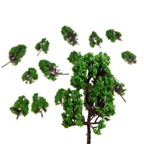 16pcs HO Z Scale Model Trees for Railroad House Park Street LayoutToys &amp; Hobbies<br>16pcs HO Z Scale Model Trees for Railroad House Park Street Layout<br>