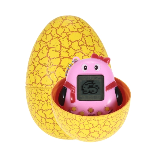 Cartoon Electronic Pet Game Toy Handheld Virtual Pet Keychain Dinosaur Egg Virtual Pets Kids Toy GiftToys &amp; Hobbies<br>Cartoon Electronic Pet Game Toy Handheld Virtual Pet Keychain Dinosaur Egg Virtual Pets Kids Toy Gift<br>
