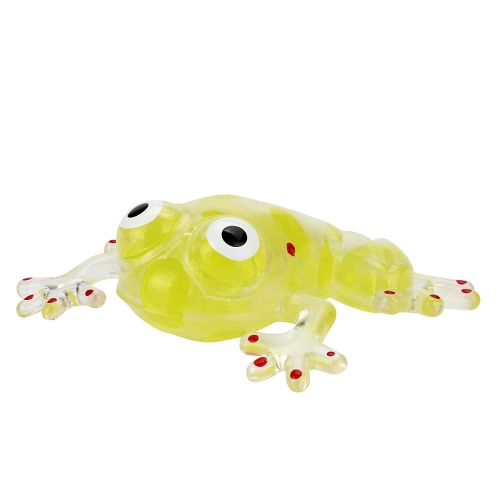 Funny Squeeze Stress Relief Frogs Novelty Bead Ball Sticky Squeezing Toy  for Kid Adult Gift RedToys &amp; Hobbies<br>Funny Squeeze Stress Relief Frogs Novelty Bead Ball Sticky Squeezing Toy  for Kid Adult Gift Red<br>