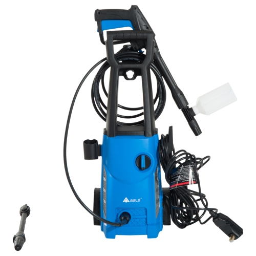1650 PSI 1.4 GPM Electric Pressure Washer w/ Detergent BottleHome &amp; Garden<br>1650 PSI 1.4 GPM Electric Pressure Washer w/ Detergent Bottle<br>