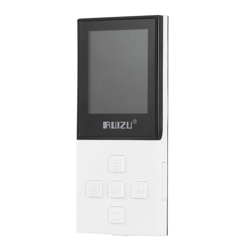 RUIZU X18 8GB MP3 / MP4 Player Lossless Music Player 68 Hours Music Time Bluetooth Connection FM Radio Recoding w/ TF Card Slot 1.Video &amp; Audio<br>RUIZU X18 8GB MP3 / MP4 Player Lossless Music Player 68 Hours Music Time Bluetooth Connection FM Radio Recoding w/ TF Card Slot 1.<br>