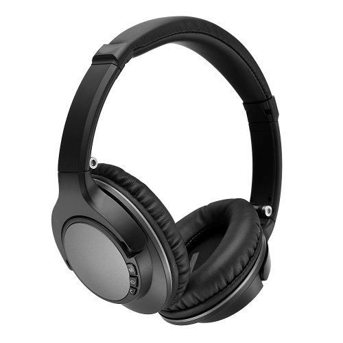 JH-803 4IN1 BT 4.2 Headphones Wireless Stereo Muisc Earphone Foldable Over Ear Headset FM Radio 3.5mm AUX In TF Card Slot Hands-free w/ Microphone