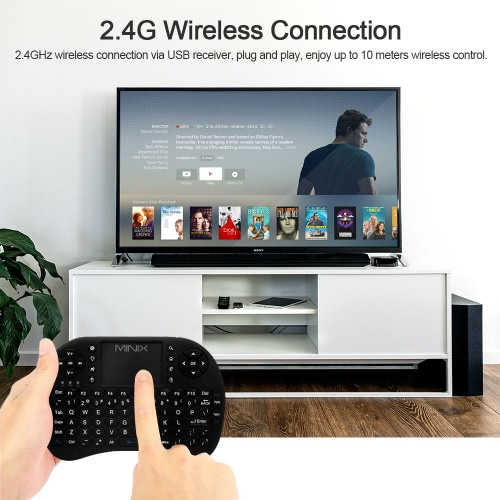 MINIX NEO K1 2.4G Wireless Keyboard with Touchpad Mouse Remote Control for Xbox 360 Android TV BOX PCVideo &amp; Audio<br>MINIX NEO K1 2.4G Wireless Keyboard with Touchpad Mouse Remote Control for Xbox 360 Android TV BOX PC<br>