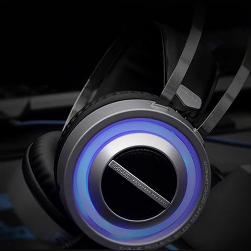E-3LUE EHS955 Fashionable USB Wired Over-ear Headsets Sound Speaker Dual functional Gaming Headphones 3.5mm Noise Cancelling EarphVideo &amp; Audio<br>E-3LUE EHS955 Fashionable USB Wired Over-ear Headsets Sound Speaker Dual functional Gaming Headphones 3.5mm Noise Cancelling Earph<br>
