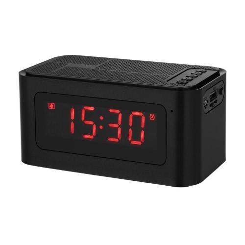 Desktop Bluetooth Speakers Alarm Clock FM Radio MP3 PlayerVideo &amp; Audio<br>Desktop Bluetooth Speakers Alarm Clock FM Radio MP3 Player<br>