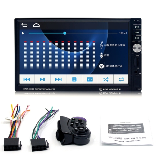 7 Inches Bluetooth Car MP4 MP5 PlayerVideo &amp; Audio<br>7 Inches Bluetooth Car MP4 MP5 Player<br>