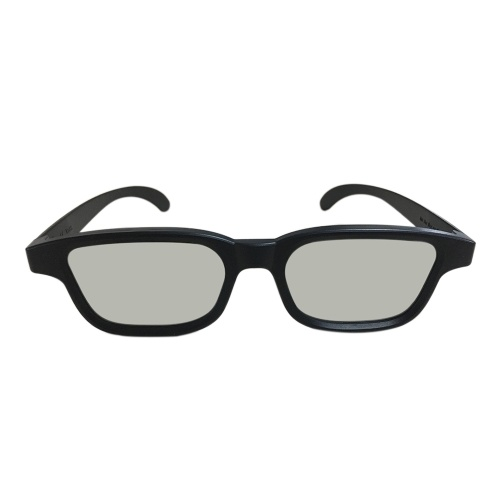Gafas pasivas 3D G90 lentes polarizadas para cine ligero portátil para ver películas