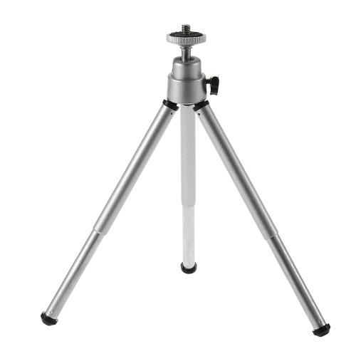Projetor tripé suporte mesa Stretchable titular portátil Selfie Stick para Mini projetor DLP Câmera Digital Smartphone