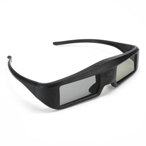 G06-BT óculos de obturador ativo 3D Vidros de realidade virtual Sinal de BT para HDTV 3D