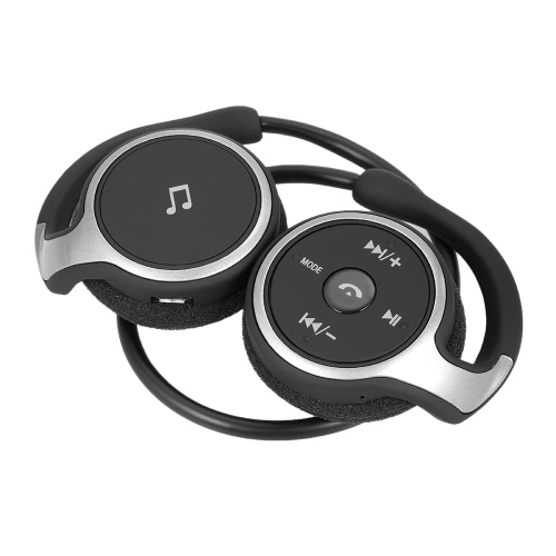 Wireless Bluetooth 4.1 Headset Smart Sports Headphone Stereo Music Earphone CVC6.0 FM Radio TF Card Music Playing w/Storage BagVideo &amp; Audio<br>Wireless Bluetooth 4.1 Headset Smart Sports Headphone Stereo Music Earphone CVC6.0 FM Radio TF Card Music Playing w/Storage Bag<br>