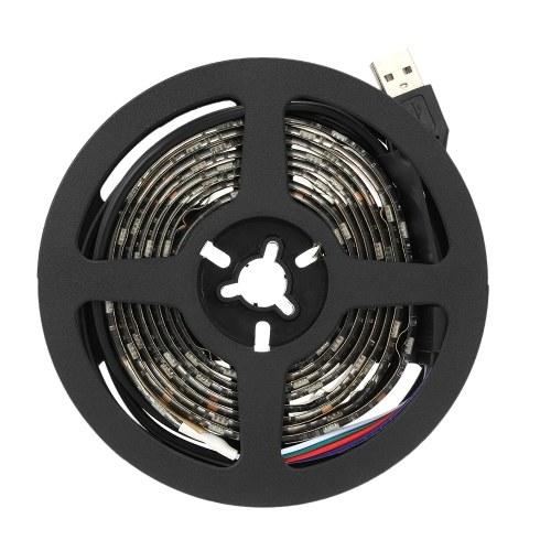 USB LEDバックライトライトストリップワイヤレスリモートコントロール2メートル