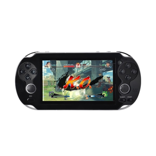 8GB 4.3 inch Built-in Classic Games MachineVideo &amp; Audio<br>8GB 4.3 inch Built-in Classic Games Machine<br>