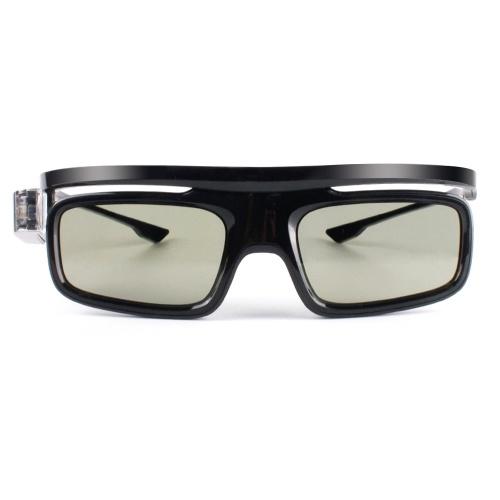 Vidros ativos da realidade virtual dos vidros do obturador 3D de JMGO HGL1 LCD para o projetor do DLP com função 3D