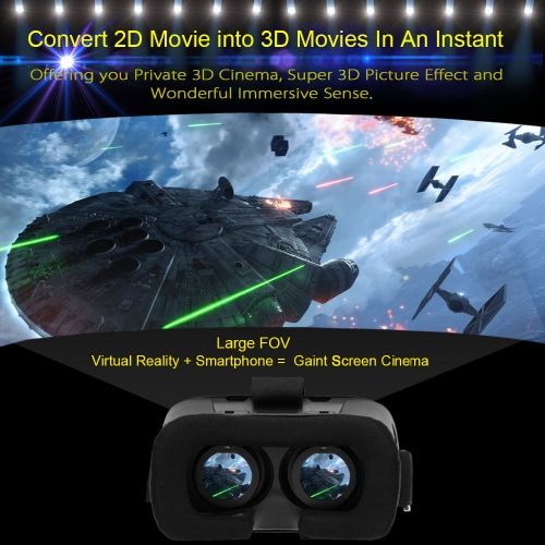 Andoer Virtual Reality Glasses 3D VR Box Glasses Headset Universal for Android iOS Windows Smart Phones with 4.7  to 6.0 InchesVideo &amp; Audio<br>Andoer Virtual Reality Glasses 3D VR Box Glasses Headset Universal for Android iOS Windows Smart Phones with 4.7  to 6.0 Inches<br>