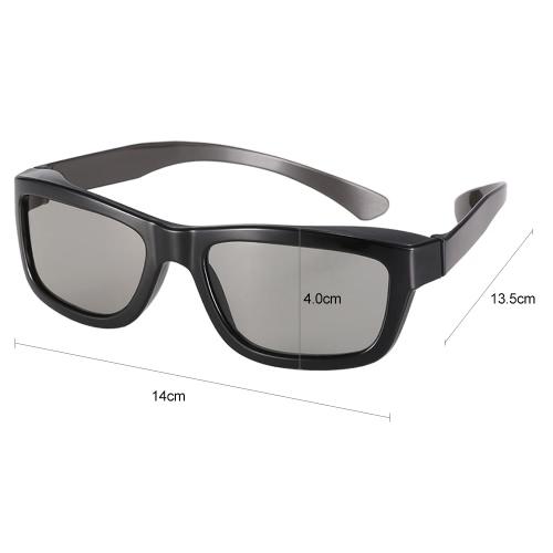 Passive 3D Glasses Circular Polarized Lenses for Polarized TV Real D 3D Cinemas for Sony PanasonicVideo &amp; Audio<br>Passive 3D Glasses Circular Polarized Lenses for Polarized TV Real D 3D Cinemas for Sony Panasonic<br>