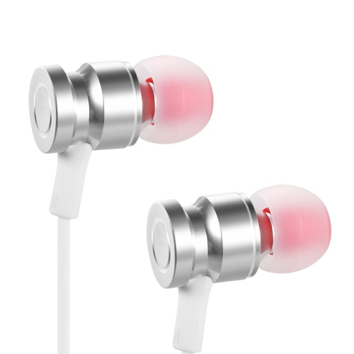 RS-01 Bluetooth Headphones Sport Headset In-ear Stereo Music Earphone Hands-free w/ Microphone White for iPhone Samsung Running GyVideo &amp; Audio<br>RS-01 Bluetooth Headphones Sport Headset In-ear Stereo Music Earphone Hands-free w/ Microphone White for iPhone Samsung Running Gy<br>