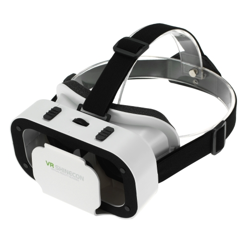 VR SHINECON Virtual Reality Glasses 3D VR Box Glasses Headset for Android iOS Windows Smart Phones with 4.7-6.0 inchesVideo &amp; Audio<br>VR SHINECON Virtual Reality Glasses 3D VR Box Glasses Headset for Android iOS Windows Smart Phones with 4.7-6.0 inches<br>