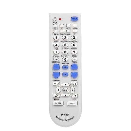 ソニーLGスマートテレビホワイトのポータブルユニバーサルテレビリモコンワイヤレススマートコントローラの交換