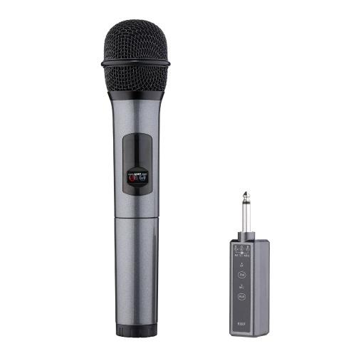 K380F Беспроводной BT-караоке-микрофон