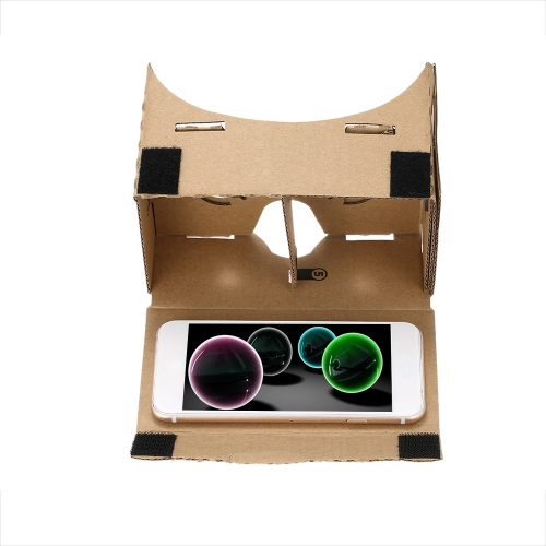 Halloween 3D Glasses DIY Google Cardboard Virtual Reality VR Mobile Phone 3D Viewing Glasses for 5.5 ScreenVideo &amp; Audio<br>Halloween 3D Glasses DIY Google Cardboard Virtual Reality VR Mobile Phone 3D Viewing Glasses for 5.5 Screen<br>