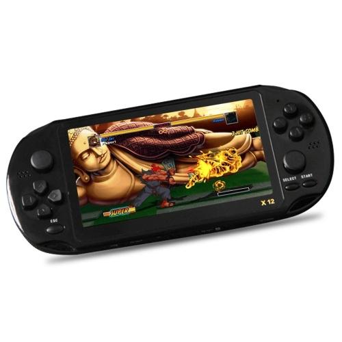 GBA NESゲーム用X12ハンドヘルドゲームコンソール