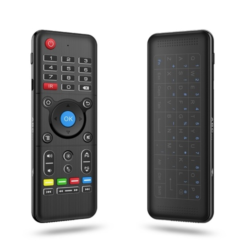 2.4GHz Air Mouse + Full-Touchpad Клавиатура Пульт ДУ