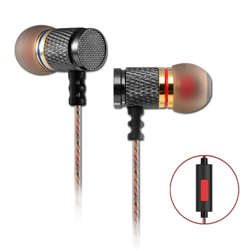 KZ ED Special Edition 3.5mm Wired Headphones w/ MicrophoneVideo &amp; Audio<br>KZ ED Special Edition 3.5mm Wired Headphones w/ Microphone<br>