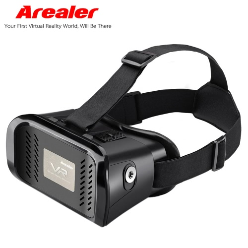 Arealer VR Headset Virtual Reality GlassesVideo &amp; Audio<br>Arealer VR Headset Virtual Reality Glasses<br>