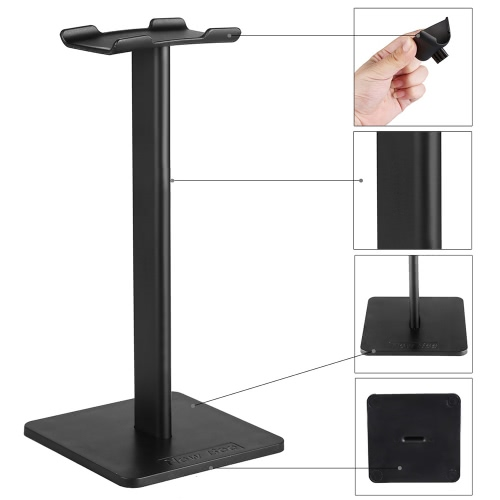 NewBee Universal Headphone Holder Portable Headset Stand TPU Material Earphone Display Rack White Home Exhibition Center Store UseVideo &amp; Audio<br>NewBee Universal Headphone Holder Portable Headset Stand TPU Material Earphone Display Rack White Home Exhibition Center Store Use<br>