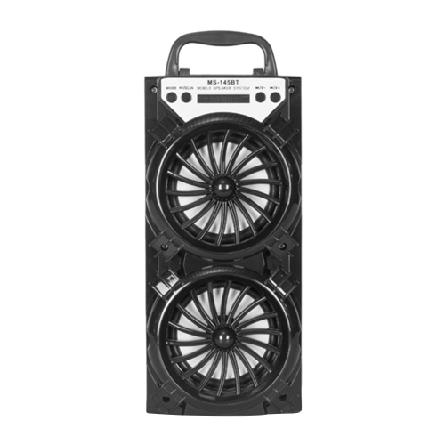MS-145BT Wireless BT Speaker Mobile Multimedia with TF Card Slot USB &amp; 3.5mm Audio Music Play Loudspeaker FM Radio SubwooferVideo &amp; Audio<br>MS-145BT Wireless BT Speaker Mobile Multimedia with TF Card Slot USB &amp; 3.5mm Audio Music Play Loudspeaker FM Radio Subwoofer<br>