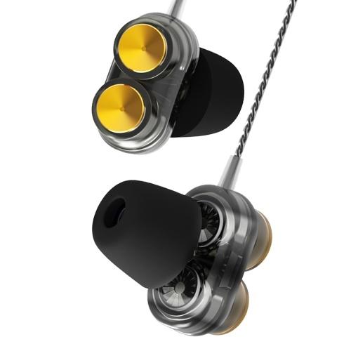 QKZ KD7 3.5mm filaire écouteurs intra-auriculaires