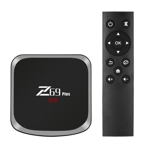 Z69 Plus Smart Android 7.1 TV Box Amlogic S912 3GB / 64GB EU PlugVideo &amp; Audio<br>Z69 Plus Smart Android 7.1 TV Box Amlogic S912 3GB / 64GB EU Plug<br>
