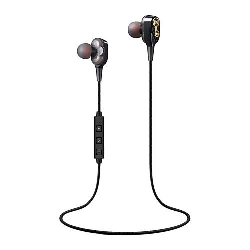 Double Dynamics Wireless BT Sport Earphone