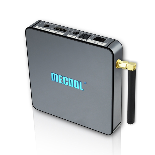 MECOOL BB2 Smart Android 7.1 TV Box S912 Octa-Core 64bit 2GB / 16GB  VP9 UHD 4K Mini PC 2.4G &amp; 5G WiFi Airplay Miracast DLNA BluetVideo &amp; Audio<br>MECOOL BB2 Smart Android 7.1 TV Box S912 Octa-Core 64bit 2GB / 16GB  VP9 UHD 4K Mini PC 2.4G &amp; 5G WiFi Airplay Miracast DLNA Bluet<br>