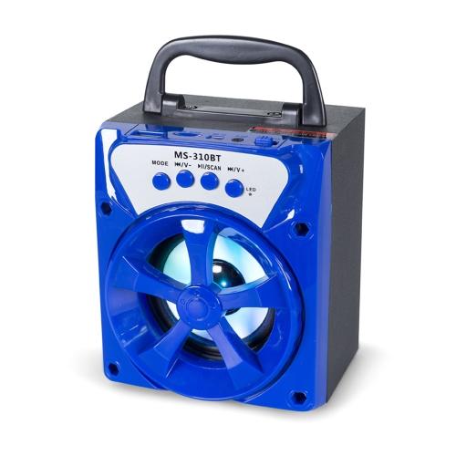MS-310BT Portable BT Wireless SpeakerVideo &amp; Audio<br>MS-310BT Portable BT Wireless Speaker<br>