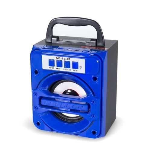 MS-311BT Portable Wireless BT SpeakerVideo &amp; Audio<br>MS-311BT Portable Wireless BT Speaker<br>