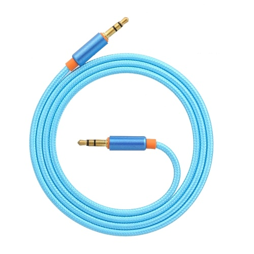 Cable AUX macho Cable extensor de audio de 3,5 mm